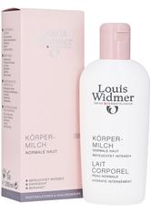 Louis Widmer Hautpflege Körpermilch Unparfümiert Körpermilch 200.0 ml