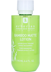 C.L.U.B. UNIQUE BRANDS INTERNATIONAL GMBH - erborian Bamboo Matte Lotion 190 Milliliter - LEAVE-IN PFLEGE