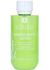 C.L.U.B. UNIQUE BRANDS INTERNATIONAL GMBH - erborian Bamboo Matte Lotion 190 Milliliter - LEAVE-IN PFLEGE