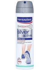 BEIERSDORF - Hansaplast Silver Active Fußspray 150 Milliliter - FÜßE