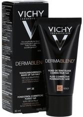 Vichy Dermablend VICHY DERMABLEND Teint-korrigierendes Make-up Nr. 45 gold,30ml Foundation 30.0 ml