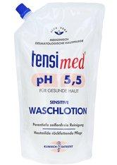 tensimed pH 5,5 WASCHLOTION Nachfüllbeutel
