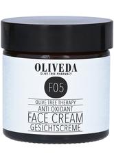 OLIVEDA - F05 Gesichtscreme Anti Oxidant , 50ml - TAGESPFLEGE