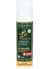 Logona Spülung Längen und Spitzenfluid Bio-Arganöl Haaröl 75.0 ml