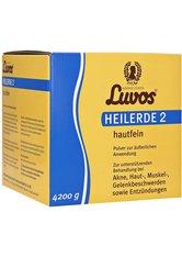 LUVOS - LUVOS Heilerde 2 hautfein 4200 Gramm - CREMEMASKEN