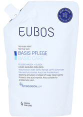 Eubos Produkte EUBOS Flüssig blau Nachf. unparfümiert Handreinigung 0.4 l