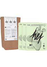 THE ANTIOXIDANT Set Cactus Gesichtsmaske 3x22 Gramm - HEJ ORGANIC