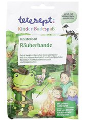 Tetesept Produkte tetesept Kinder Badespaß Knisterbad Räuberbande Badezusatz 50.0 g