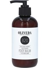 Oliveda Body Care B20 Softening Fußbalsam 200 ml