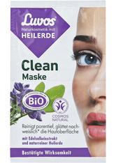 LUVOS - LUVOS Heilerde Clean-Maske Naturkosmetik 2x7.5 Milliliter - MASKEN