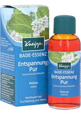 Kneipp Schaumbäder & Cremebäder Bade-Essenz Entspannung Pur Badezusatz 100.0 ml