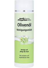 medipharma Cosmetics Produkte Medipharma Cosmetics Olivenöl Reinigungsmilch Reinigungscreme 200.0 ml