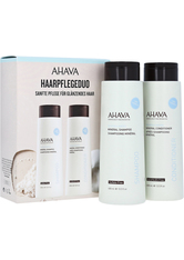 AHAVA - AHAVA Shampoo & Conditioner Mineral Shampoo 400 ml + Mineral Conditioner 400 ml 1 Stk. Haarpflegeset 1.0 st - HAARPFLEGESETS