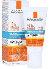 La Roche-Posay Anthelios Ultra LSF 50+ Getönte Sonnenschutz Creme für das Gesicht + gratis La Roche Posay Anthelios XL 50+ 50 Milliliter