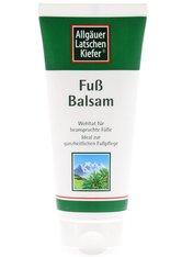 Allgäuer Latschenkiefer Produkte Allgäuer Latschenkiefer Fuß Balsam Fusspflege 100.0 ml