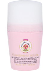 Roger & Gallet Gingembre Gingembre Rouge Roll on Deodorant 50.0 ml