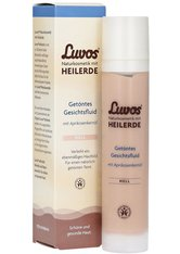 LUVOS - LUVOS Naturkosmetik getöntes Gesichtsfluid hell 50 Milliliter - BB - CC CREAM