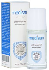 MEDISAN - Medisan Plus Antitranspirant Roll-on 50 Milliliter - ROLL-ON DEO