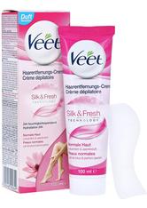 Veet Haarentfernung Cremes Haarentfernungs-Creme Normale Haut 100 ml