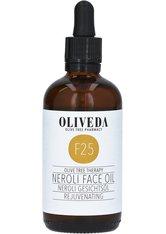 Oliveda Gesichtsöl Neroli Rejuvenating 100 ml - Tages- und Nachtpflege