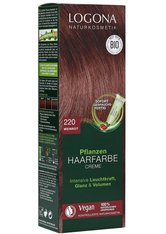 Logona Produkte Haarfarbe Creme - 220 Weinrot 150ml Pflanzenhaarfarbe 150.0 ml