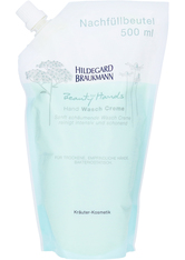 Hildegard Braukmann BEAUTY FOR HANDS Hand Wasch Creme, Nachfüllpackung 500 Milliliter