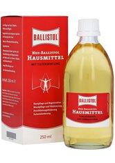 HAGER PHARMA - NEO BALLISTOL Hausmittel flüssig 250 Milliliter - KÖRPERCREME & ÖLE