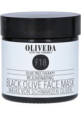 Oliveda Maske schwarze Oliven Rejuvenating 60 ml - Gesichtsmaske