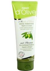 DALAN D'OLIVE - DALAN d'Olive Feuchtigkeitscreme 250 Milliliter - KÖRPERCREME & ÖLE