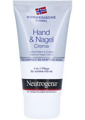 Neutrogena Norwegische Formel Hand & Nagel Creme Creme 75.0 ml