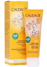 Caudalie Soleil Divin Anti-Falten Sonnencreme LSF50 Sonnencreme 50.0 ml