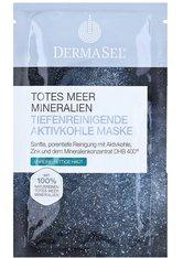 DERMASEL - DERMASEL Maske Aktivkohle tiefenreinigend 12 Milliliter - MASKEN