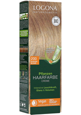 Logona Haarfarbe Haarfarbe Creme - 200 Kupfer-Blond 150ml Haarfarbe 150.0 ml