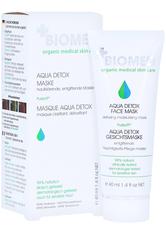 BIOMED - BIOMED Pure Entgiftung Maske 40 Milliliter - CREMEMASKEN