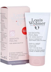 Louis Widmer Reinigen und Klären Peeling Gel - Unparfümiert Gesichtspeeling 50.0 ml