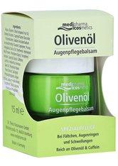 Dr. Theiss Naturwaren Produkte Olivenöl Augenpflegebalsam Gesichtspflege 15.0 ml