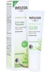Weleda Reinigung Weidenrinde Naturally Clear - S.O.S Spot Treatment 10ml Anti-Pickelpflege 10.0 ml
