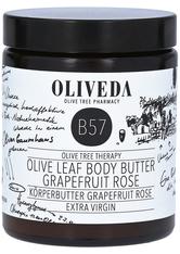 Oliveda Produkte BODYLOTION - Körperbutter Grapefruit Rose - Extra Virgin 180ml Bodylotion 180.0 ml