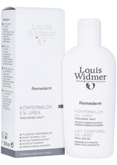 Louis Widmer Hautpflege Remederm 5 % Urea leicht parfümiert Körpermilch 200.0 ml