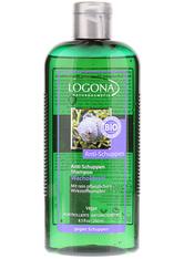 LOGOCOS NATURKOSMETIK AG - LOGONA Anti-Schuppen-Shampoo Wacholderöl 250 Milliliter - SHAMPOO