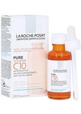 LA ROCHE-POSAY - La Roche-Posay Produkte LA ROCHE-POSAY pure Vitamin C Serum,30ml Anti-Aging 30.0 ml - SERUM
