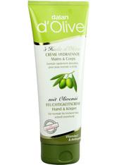 DALAN D'OLIVE - Dalan d'Olive Körperpflege Hand &amp Body Creme 250 ml - KÖRPERCREME & ÖLE
