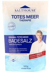 SALTHOUSE - SALTHOUSE THERAPIE Totes Meer Badesalz 500 Gramm - DUSCHEN & BADEN