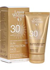 WIDMER Sun Protection Face Creme 30 unparfümiert 50 Milliliter