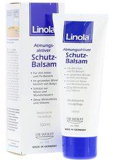 Linola Produkte Linola Atmungsaktiver Schutz-Balsam Körpercreme 100.0 ml