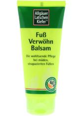 Allgäuer Latschenkiefer Produkte Allgäuer Latschenkiefer Fuß Verwöhnbalsam Fusspflege 100.0 ml