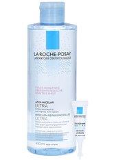 La Roche-Posay Mizellen LA ROCHE-POSAY Mizellen Reinigungsfluid überempfindliche, reaktive Haut,400ml Gesichtsreinigungsgel 0.4 l
