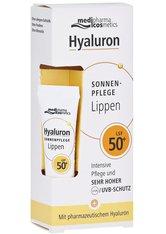 medipharma Cosmetics Produkte medipharma cosmetics Hyaluron Sonnenpflege Lippen LSF 50+ Sonnencreme 7.0 ml