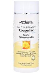 Dr. Theiss Naturwaren Produkte Haut in Balance Coupeliac Sanfte Reinigungsmilch Reinigungsgel 200.0 ml