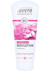 LAVERA - Lavera Verwöhnende Bodylotion 200 ml - Hautpflege - KÖRPERCREME & ÖLE